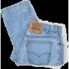 Blue jeans - Jeans -
