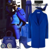 Blue outfit - Jacket - coats -