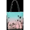 Blue summer bag - 手提包 -