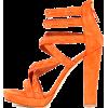 Blumarine Sandals Orange - Sandals -