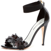 Blumarine Sandals Black - Sandals -