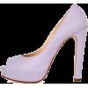 Blumarine Shoes Purple - Sapatos -