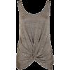 Blusa Amarrada - 半袖衫/女式衬衫 -
