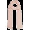 Blush Pink pashmina - Scarf -