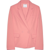 Blush pink blazer - Jacket - coats -