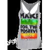 Bob Marley tank - Camisas sin mangas -