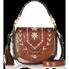 Boho Saddle Bag - Messenger bags -