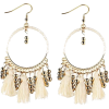 Boho Tassel Earrings - Earrings -