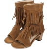 Boho ankle Sandals - Sandals -