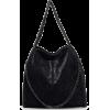 Bolso negro de cadenas - Messenger bags - 55.00€  ~ $64.04