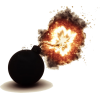 Bomb - Figura -