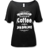 Bon Jovi coffee t shirt - Majice - kratke -