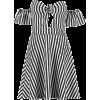 Boohoo Ava Striped Skater Dress - Dresses - $36.00  ~ £27.36