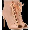 Bootie Heels - Boots -