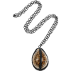Bottega Veneta Necklace Brown - Necklaces -