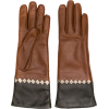 Bottega Veneta Intrecciato detail gloves - グローブ -