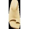 Bottega Veneta Leather Sandals - Sandals -