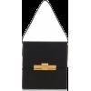 Bottega Veneta Leather Shoulder Bag - Hand bag - $2,400.00