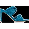 Bottega Veneta Padded Intrecciato Leathe - Sandale -