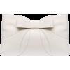 Bow Clutch - ハンドバッグ -