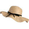 Bowknot Sequin Straw Hat - Chapéus - $6.34  ~ 5.45€