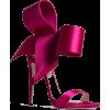 Bow sandals - Sandals -