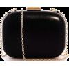Box Style Evening Clutch - Clutch bags - $50.00