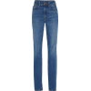 Brandon Maxwell Mid-Rise Skinny Jeans - Jeans - $495.00  ~ 425.15€