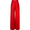 Brandon Maxwell - Satin pants - Capri & Cropped - $1,122.00