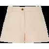 Brandon Maxwell Tweed Mini Shorts - Spodnie - krótkie - $895.00  ~ 768.70€