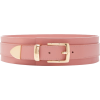 Brandon Maxwell Wide Leather Waist Belt - Gürtel - $595.00  ~ 511.04€