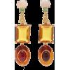 Brandon Maxwell - Earrings -