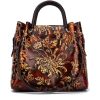 Brenice Women Vintage Genuine Leather Ba - Bolsas pequenas -