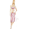 Fashion art - Ilustracije -