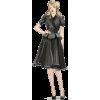 fashion model - Illustrations -
