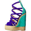 Brian Atwood - Wedges -