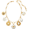 Brinker & Eliza Gold-Tone Prairie Charm - Ожерелья -
