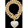 Brinker & Eliza Inez heart-charm bracele - Necklaces -