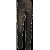 Brocade Pants - Capri & Cropped -