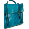 Brookside Leather Messenger  - Torbice -