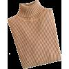 Brown 554 - Пуловер -