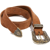 Brown 9846 - Belt -