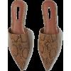 Brown 9846 - Balerinas -
