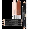 Brown. Black. Cosmetics - Cosmetics -