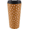 Brown. Cup. thermos - Beverage -