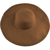 Brown Hat - Hat -