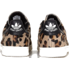 Brown. Leopard. - Sneakers -