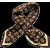 Brown. Louis Vuitton - スカーフ・マフラー -
