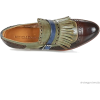 Brown / Olive - Shoes - Mocasines -