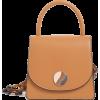 Brown. Orange. Bag - Torbice -